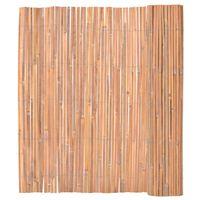 vidaXL Recinzione in Bambù 150x400 cm
