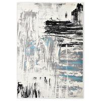 vidaXL Tappeto Blu 80x150 cm in PP