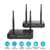 Trasmettitore / ricevitore HDMI wireless 1080p 100m