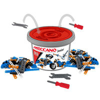 Meccano Junior Secchiello Senza Limiti Open-Ended