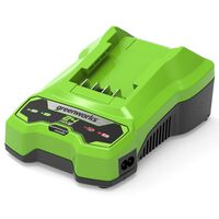 Greenworks Caricabatterie 24 V 2 A