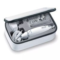 Beurer Set per Manicure e Pedicure MP62 Bianco