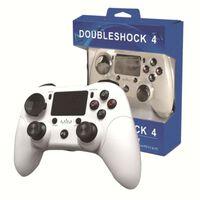 Controller wireless a 6 assi per PS4 - bianco