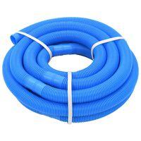 vidaXL Tubo Flessibile per Piscina 32 mm 9,9 m Blu