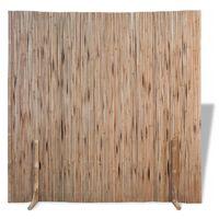 vidaXL Recinzione in Bambù 180x170 cm