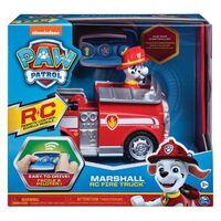 Paw Patrol Macchinina Telecomandata Marshall Fire Truck