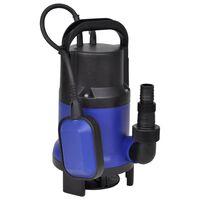vidaXL Pompa Acqua Sporca Elettrica Sommergibile per Giardino 400 W