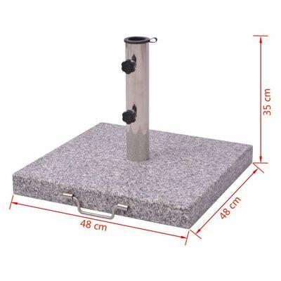 vidaXL Base per Ombrellone 45 cm