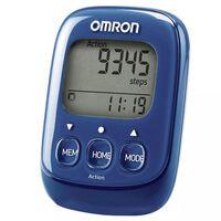 Omron Contapassi Elettronico Walking Style  Blu OMR-HJ-325-EB