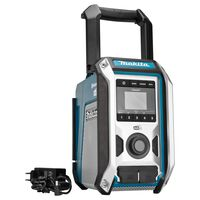 Makita Radio Bluetooth DAB Nero e Blu